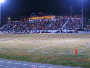 Football in Elizabethton